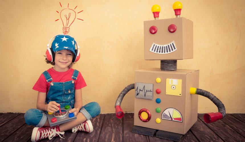 Инженерные игрушки своими руками